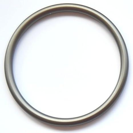 slingrings/ /Ringe f/ür Kadafi Schwarz