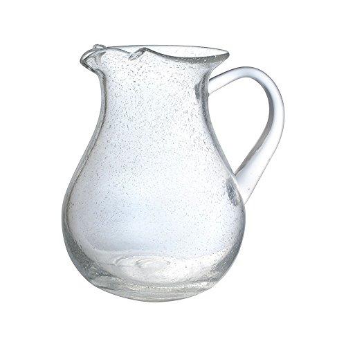 - Pfaltzgraff Bubble Glass Pitcher (Glass Pitcher)