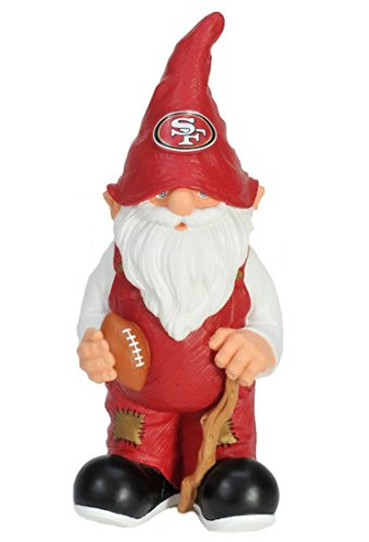 Forever Collectibles San Francisco 49ers 11-inch Garden (Forever Collectibles Collectibles)