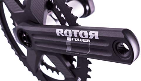R ROTOR BIKE COMPONENTS INPOWER DM Road 172.5 mm: Amazon.es ...