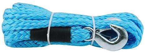 Erickson 09102 7/8-Inch x 14-Inch Tow Rope with Storage Bag, Blue Erickson Mfg. Ltd. EK9102
