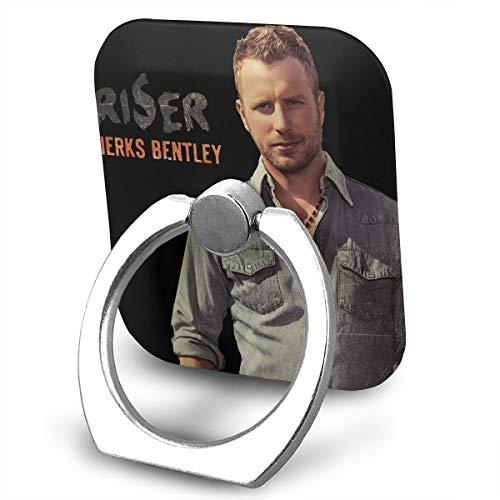 - EdithL Dierks Bentley Riser Cellstand Finger Ring Stand Holder, Car Mount 360 Degree Rotation Universal Phone Ring Holder Kickstand for iPhone/iPad/Samsung