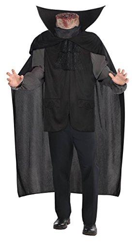 Adult Headless Horseman Costumes (Headless Horseman Costume - Plus Size - Chest Size 52)