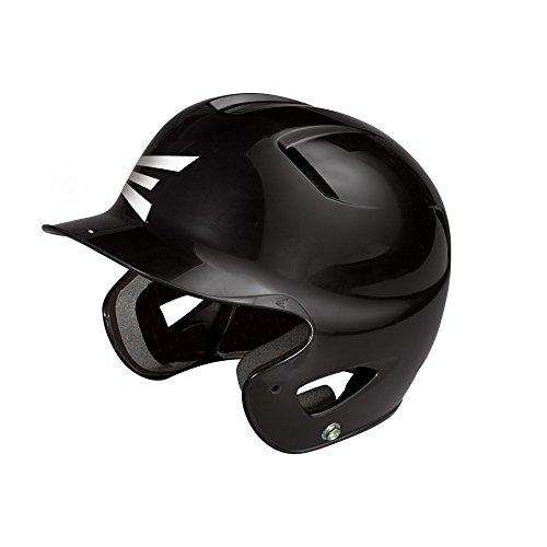 EASTON 3.0 Tee Ball Batting Helmet | Youth | Black | 2019 | Dual Density Impact Absorption Foam | High Impact Resistant ABS Shell | Moisture Wicking BioDRI liner | - Natural Helmet Easton