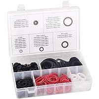 Miystn Rubberen Afstandhouders O-Ringen Rubber Diverse Ringen Rubberen Ring Afdichtingen Assortiment Set Voor Sanitair…