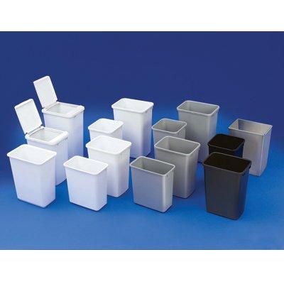 35 quart replacement container white