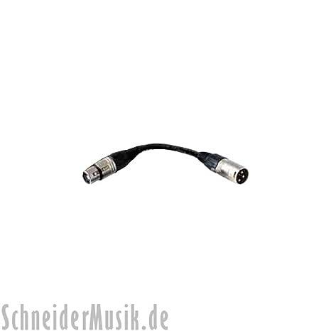 RockCable RCL 30160 D6 Patch Cable XLR(F) - XLR(M),