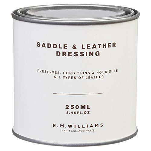 Price comparison product image RM Williams Men's Saddle And Leather Dressing One Size Multicolor