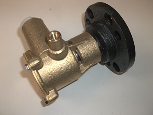 - Wet Brush New aftermarket crankshaft Mounted Impeller raw Water Pump Used by Many Brands Such as Marine Power, Indmar, PCM and Volvo Penta/OMC V8 Engines.