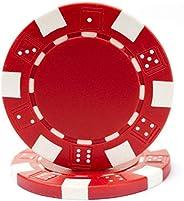 Trademark Poker 100 Striped Chip