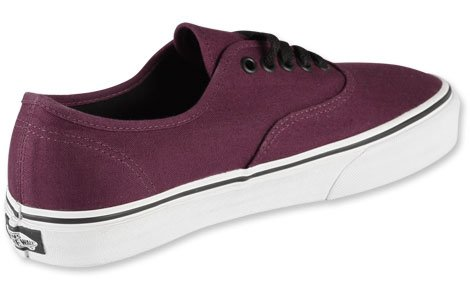 Vans Bordeaux Authentic Vans Bordeaux Authentic Bordeaux Authentic Vans Vans wqUBf