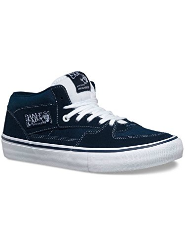 Vans Half Cab Pro Dress Blues US Men's Size 7.5 (Pro Cab Vans Shoe Half)