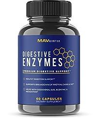 MAV Nutrition Digestive Enzymes & Probio...