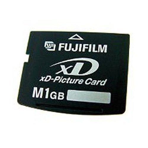 1 GB Fujifilm XD Memory Card Type M FujiFilm 1GB xD-Picture Card M N075450A