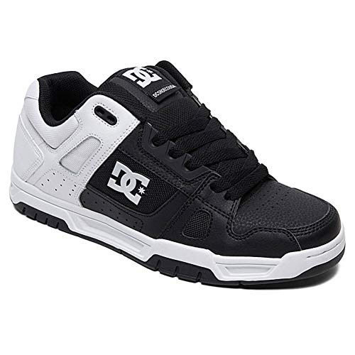 Men's Low Shoes Sneaker Dc Black Top Wbw Stag wZp5q