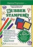 Organized Expressions Personal Inventory & Journal Organizing Software for Rubber Stampers