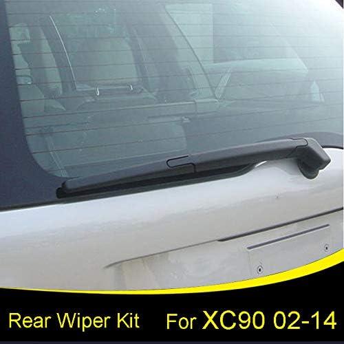 TAYDMEO 15 Rear Windscreen Wiper Arm Set Kit For Volvo XC90 MK1 2014 2013 2012 2011 2010 2009 2008 2007 2006 2005 2004 2003