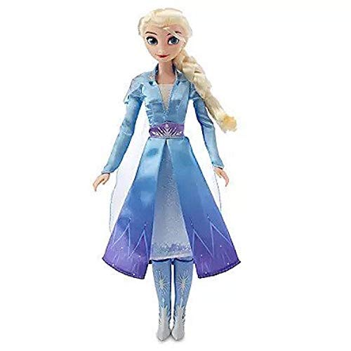 Disney Elsa Singing Doll - Frozen 2 - 11''
