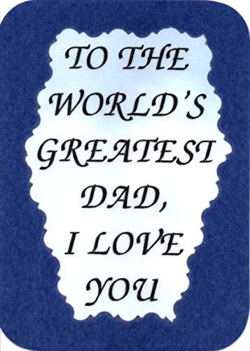 World's Greatest Dad I Love You 3