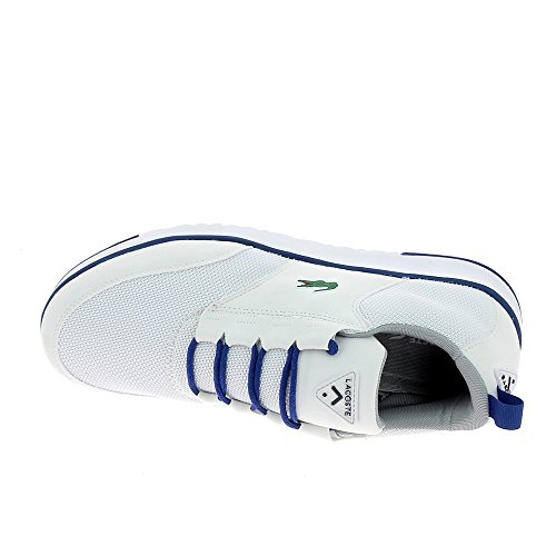 Lacoste Man Shoes 733SPM1026 001 Light 117 - White