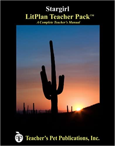 Book Litplan Teacher Pack: Stargirl