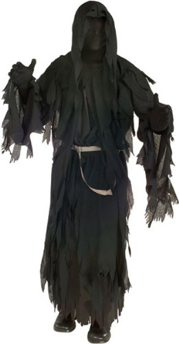 Rubie's Costume Lord Of The Rings Ringwraith, Black, One Size (Lord Of Rings Costumes)