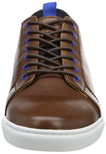 Uomo Steptronics Zoom da Brown Marrone Sneakers YxYtHwnqfa