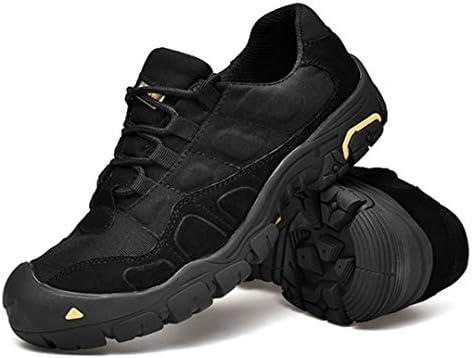 トレッキングシューズ メンズ ローカット 登山靴 黒 ウォーキングシューズ 大きいサイズ 軽量 滑り止め アウトドア 疲れない スポーツシューズ 運動靴 幅広 スニーカー ハイキングュシーズ 衝撃吸収 通気性 旅行