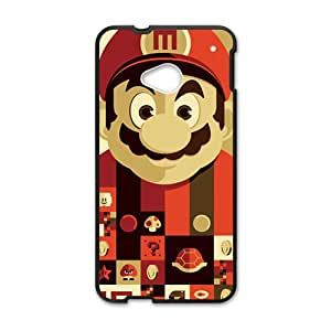 WAGT Special Mario Cell Phone Case for HTC One M7