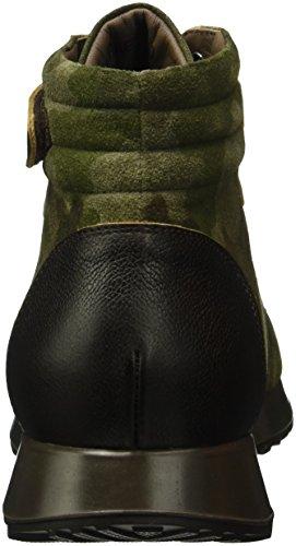 Karl Lagerfeld Sneaker-Herren, Sneaker Alte Uomo Verde (Grün (Oliv 50))