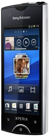 (SONY ERICSSON XPERIA RAY / ST18i (BLACK) : UNLOCKED INTERNATIONAL GSM ANDRIOD PHONE)