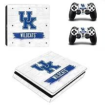 Vinyl Console Skin Decal Sticker 2 Controller Skins Set XBOX ONE S UK Kentucky Wildcats Adventure Games