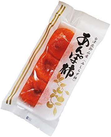会津みしらず あんぽ柿トレー 3個入 *