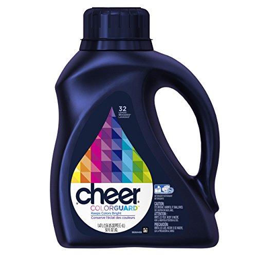 Cheer 2x Ultra Liquid Detergent He Fresh Clean Scent 32 Loads 50 Fl Oz (Pack of 6)