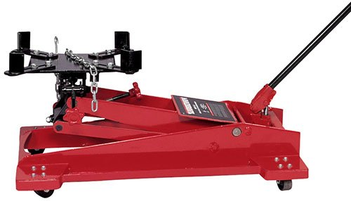 Powerbuilt 647520 Heavy Duty 1/2 Ton Transmission Floor Jack