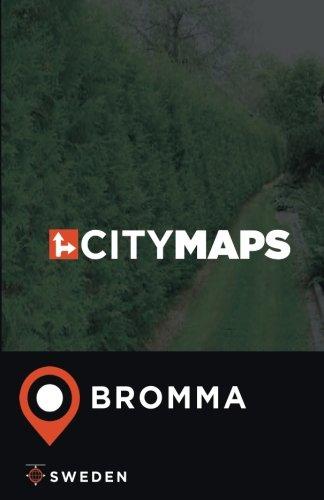 City Maps Bromma Sweden