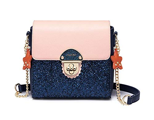 KOKR Borsa A Tracolla A Tracolla Per Donna Mini Cross Body