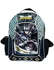 Batman Bat Symbols Mini Backpack - 10 Inches
