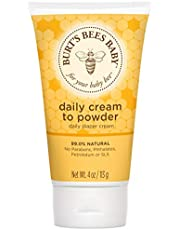 Burt's Bees Baby Bee Cream-To-Powder, 4 Ounces