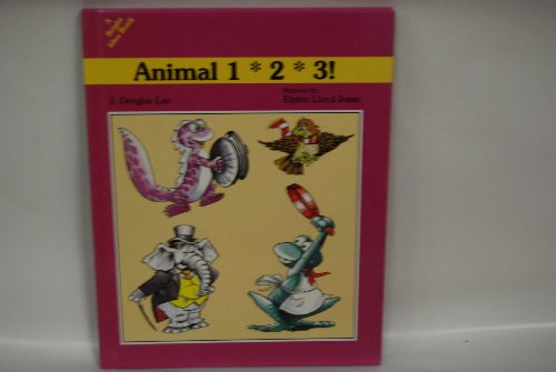 Animal 1-2-3! (Bright Idea Book)