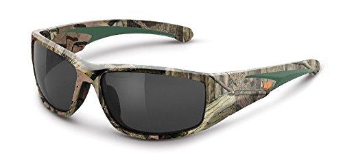Mossy Oak Camo Razorback Sunglasses Break-up Infinity Green - Sunglasses Oak