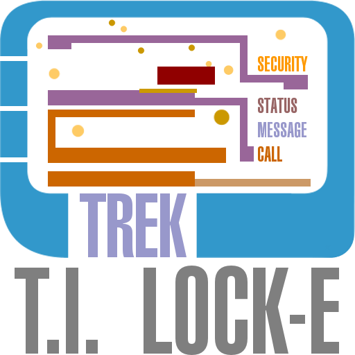 ✦ TREK ✦ T.I. LOCK-E