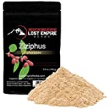 Ziziphus Herb Extract Powder 10:1 (100 grams) Increases Amount of REM Sleep / Fights Symptoms of Altitude Sickness, High Antioxidant Content - Gluten Free / Paleo and Vegan Friendly