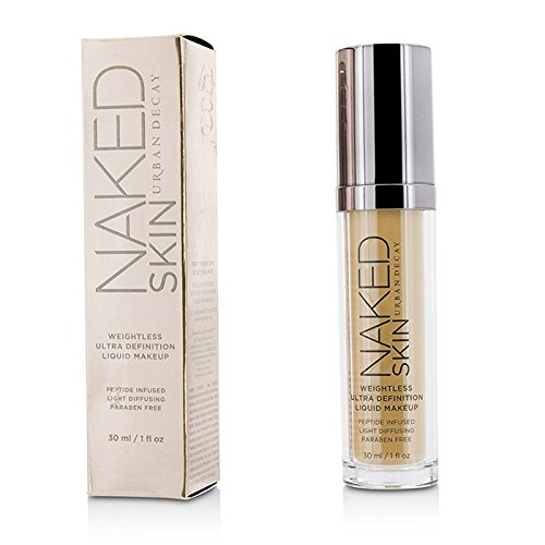 Urban Decay Urban Decay Naked Skin Weightless Ultra Definition Liquid Makeup Shade # 0.5, 1.0 Ounce