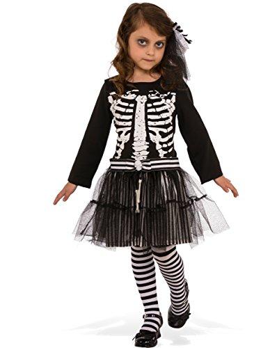 Rubie's Child's Little Skeleton Costume, Medium -