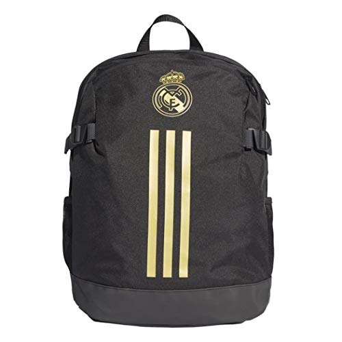 Real Madrid Black Backpack 2019/20 (Adidas Compression Backpack)