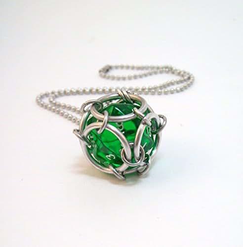 Amazon.com: dice necklace, D20, D20 necklace, geek, necklace, dice