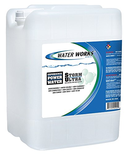 Water Works Storm Ultra Mild Alkaline Spray Wash, 5 Gallons