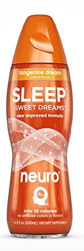 Neuro Sleep Drink, Tangerine Dream, 14.5  Fl. Oz (Pack of 12)