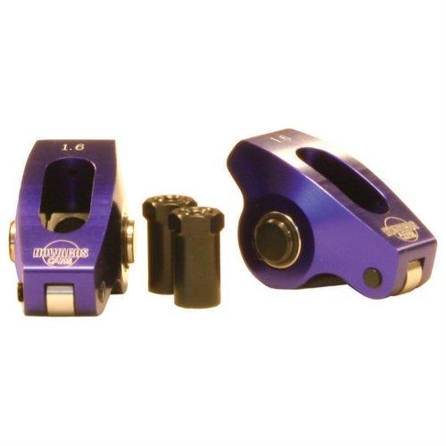(Howards Cams 90082 Billet Aluminum Roller Tip Rocker Arms)
